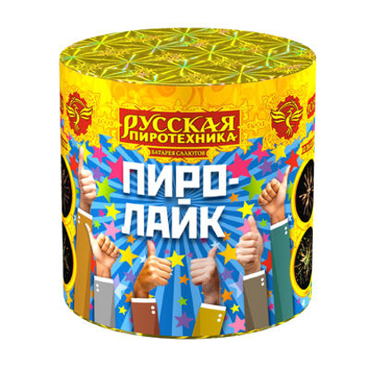 "Изображение Батарея салютов ""Пиро-лайк"""